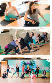 Chinook Yoga - Student Monthly Program Details