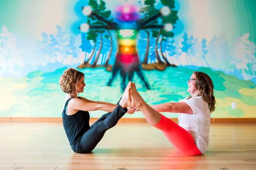 Chinook Yoga - Fun Open Yoga Studio in Prince George BC